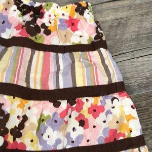 Gymboree Matching Sets - Gymboree Skirt Tank Scarf Size 7